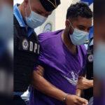 Capturan a un albañil sospechoso de participar en incendio de Embajada de EEUU